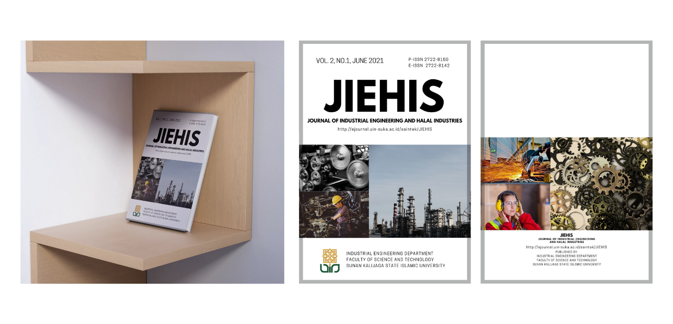 Digital version of journal's front and back cover